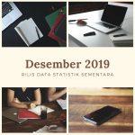 Rilis Data Statistik Sementara Desember 2019